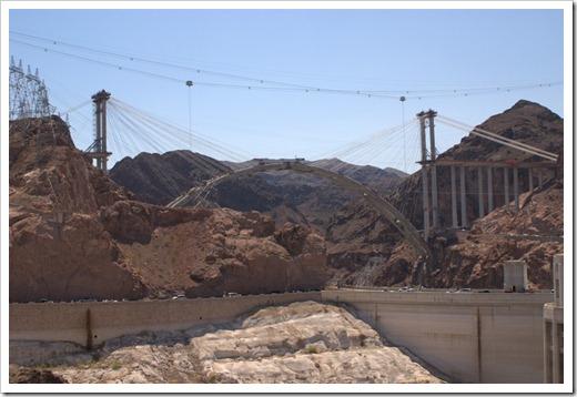 Hoover Damm Baustelle
