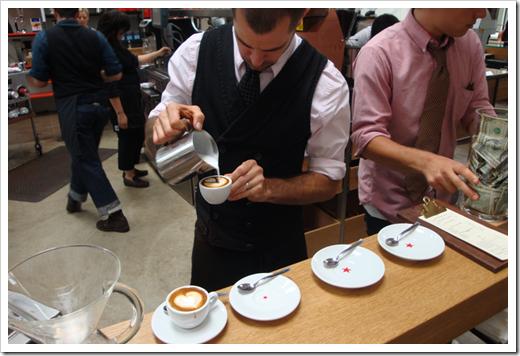 Intelligentsiacoffee Venice Macchiato