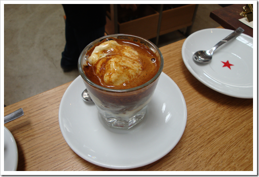 Intelligentsiacoffee Venice Affogato