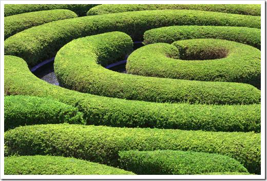 Wasserlabyrinth