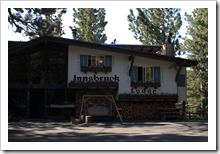Mammoth Lakes - Innsbruck Lodge