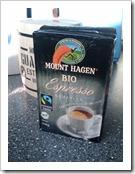 Mount Hagen BIO Espresso