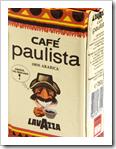 LAVAZZA CAFÉ PAULISTA