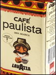 Cafe Paulista Lavazza