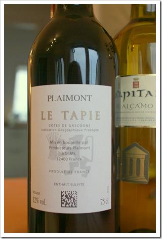 Le Tapie, Plaimont