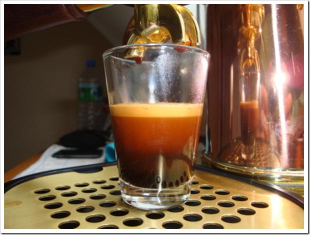 La Pavoni Espresso Shot